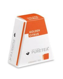 Pure Tea golden citrus 18 stuks