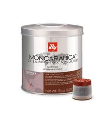 Illy iperespresso capsules monoarabica Guatemala (21st)