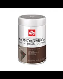 Illy monoarabica brasile 250gram koffiebonen