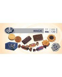 Royal MAGIC koekjes assortiment (120stuks)