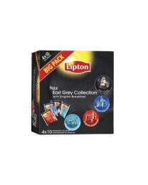 Lipton Earl Grey collection 4x10st
