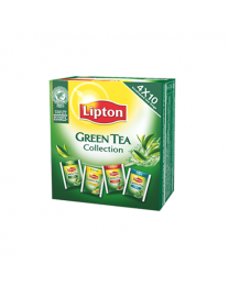 Lipton Green Tea collection 4x10st