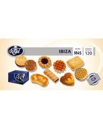 Royal IBIZA koekjes assortiment (120stuks)