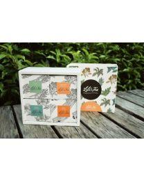LiLi's Thee Gift box oranje (4x6stuks)