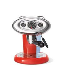 Illy Francis X7.1 Iperespresso rood