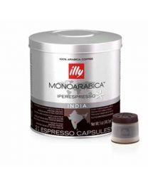 Illy iperespresso capsules monoarabica india (21st)