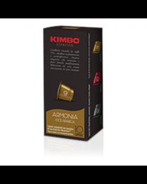 Kimbo Armonia capsule voor nespresso (10st )