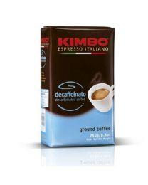 Kimbo decaffeïnato (250gr gemalen koffie) - HOUDBAARHEID 10/2017