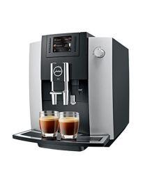 JURA E6 espressomachine + Waardebon 50€