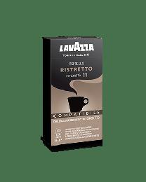 Lavazza ristretto nespresso capsules