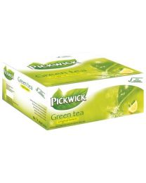 Pickwick green tea 100stuks