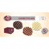 a Rose gofretto mix chocolade (120stuks)
