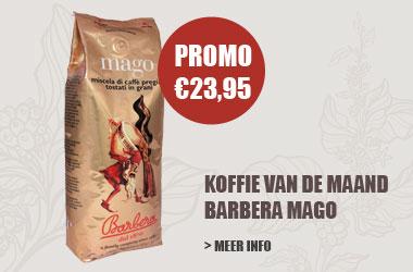 Barbera Mago Koffiebonen