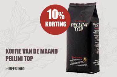 Koffie van de maand - Pellini Top