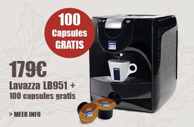 Koffiemachine Lavazza LB951